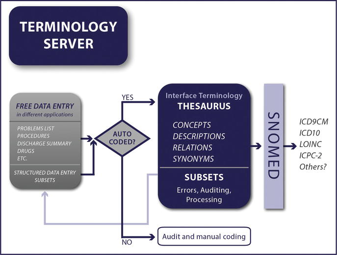 Terminology Services: Standard Terminologies to Control