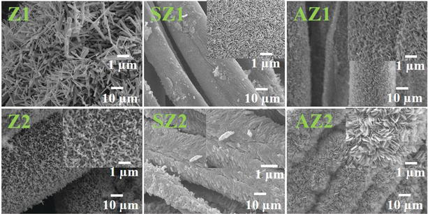 Recent Progress in Nanostructured Zinc Oxide Grown on Fabric for