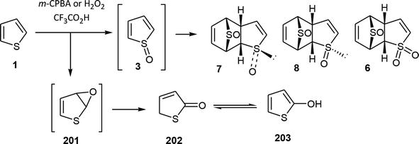 Thiophene S-Oxides | IntechOpen