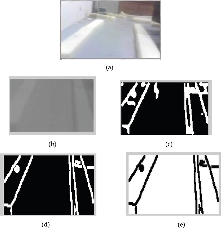 Online Mapping-Based Navigation System for Wheeled Mobile Robot in