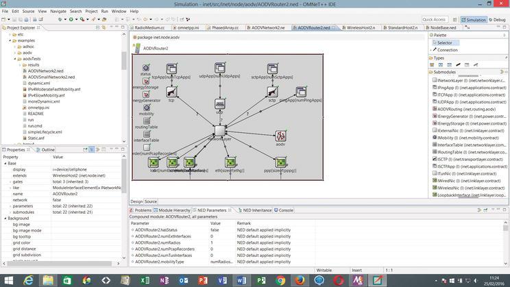 Smart Antenna Systems Model Simulation Design for 5G
