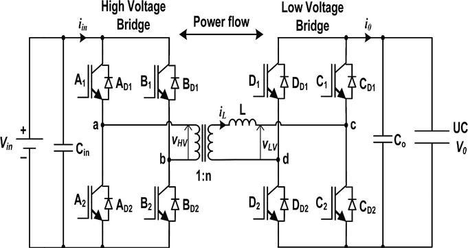 Power Device Loss Analysis of a High-Voltage High-Power Dual
