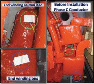 Generator Insulation-Aging On-Line Monitoring Technique Based on