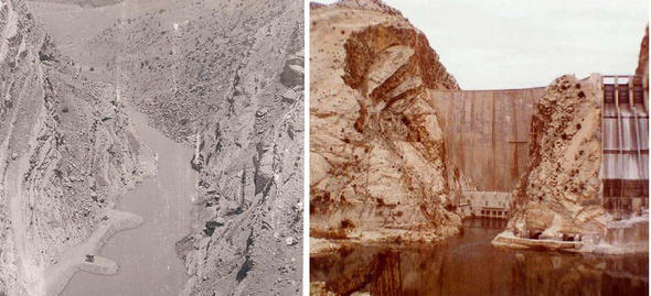Influence of Geological Structure on Dam Behavior and Case