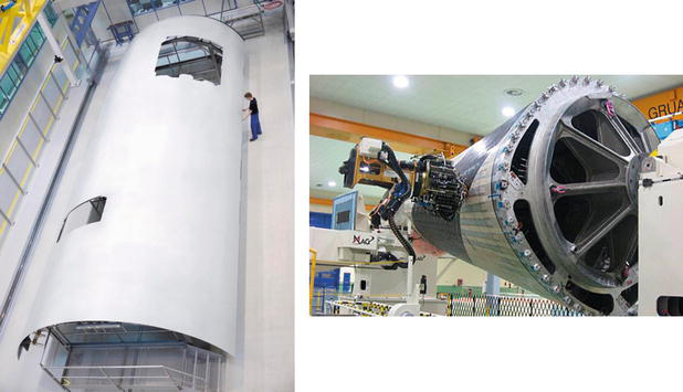 The Evolution of the Composite Fuselage: A Manufacturing