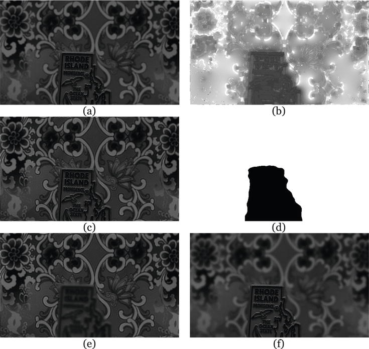Depth Extraction from a Single Image and Its Application