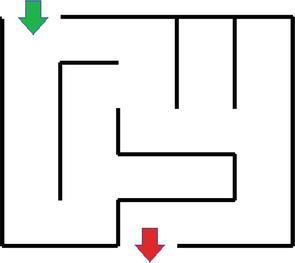 Memristive Grid for Maze Solving   IntechOpen