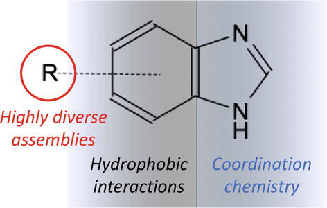 Supramolecular Assembly of Benzimidazole Derivatives and