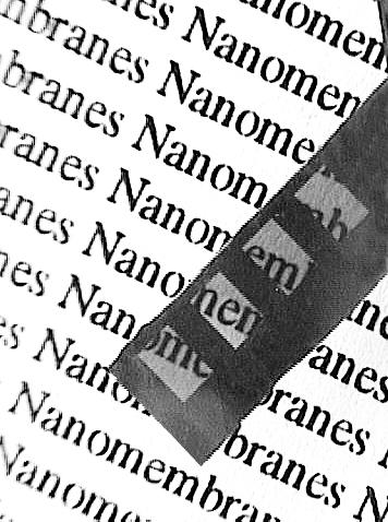 Nanomembrane A New Memsnems Building Block