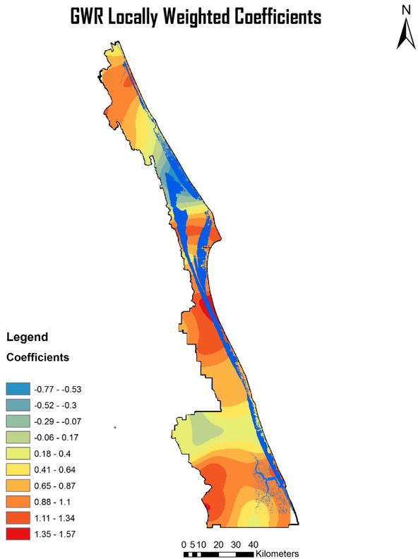 A GIS-Based Approach for Determining Potential Runoff