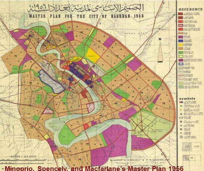 Lessons From Baghdad City Conformation And Essence Intechopen
